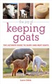 Go to record The joy of keeping goats : the ultimate guide to dairy and...