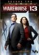 Go to record Warehouse 13. Season two [videorecording]