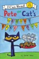 Go to record Pete the Cat's groovy bake sale