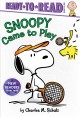 Go to record Snoopy came to play