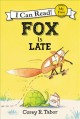 Go to record Fox is late