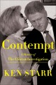 Go to record Contempt : a memoir of the Clinton investigation