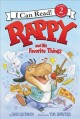 Go to record Rappy and his favorite things