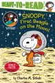 Go to record Snoopy, first beagle on the Moon!