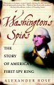 Go to record Washington's spies : the story of America's first spy ring