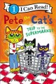 Go to record Pete the Cat's trip to the supermarket