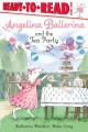 Go to record Angelina Ballerina and the tea party