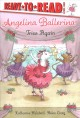 Go to record Angelina Ballerina. Tries again