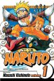 Go to record Naruto Vol. 1 : The tests of the Ninja